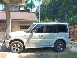 Mahindra Scorpio family use car well maintained.