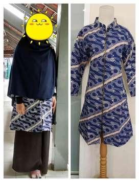 Baju Batik Parang Nusantara