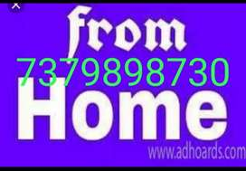 Excellent part time job data entry work from home