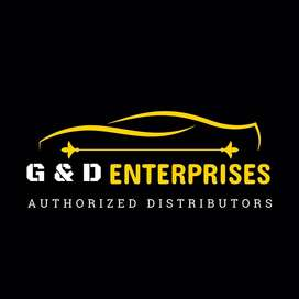 Automobile spare parts dealer looking for a Marketing Staff.