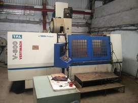 Tal CNC VMC Machine