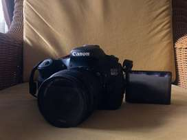 CANON 60D KIT 18-55MM IS II LIKE NEW SC RENDAH DIBAWAH 10000