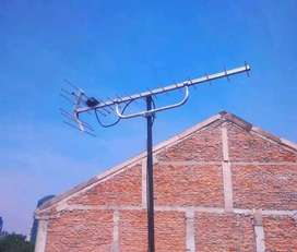 Agen pemasangan antena tv digital murah