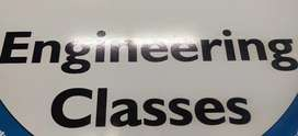 Require faculties for engineering classes for all branches