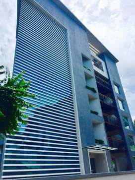 2 BHK semi furnished apartment for lease at pottamal