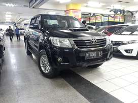 Toyota Hilux 4x4 G Manual 2015 Istimewa