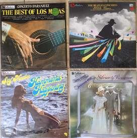 Jual Piringan Hitam (Vinyl) Instrumental kondisi OK