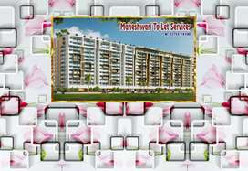 1&2bhk fully furnished flats on rent at cheapest rate