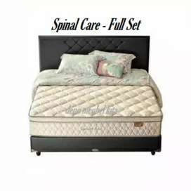 Springbed Lady Americana Spinal Care Uk 120