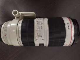Canon lens 70.200