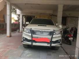 Fortuner 4*4 fully automatic