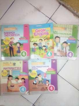 Buku pedamping kelas 4 penerbit Erlangga
