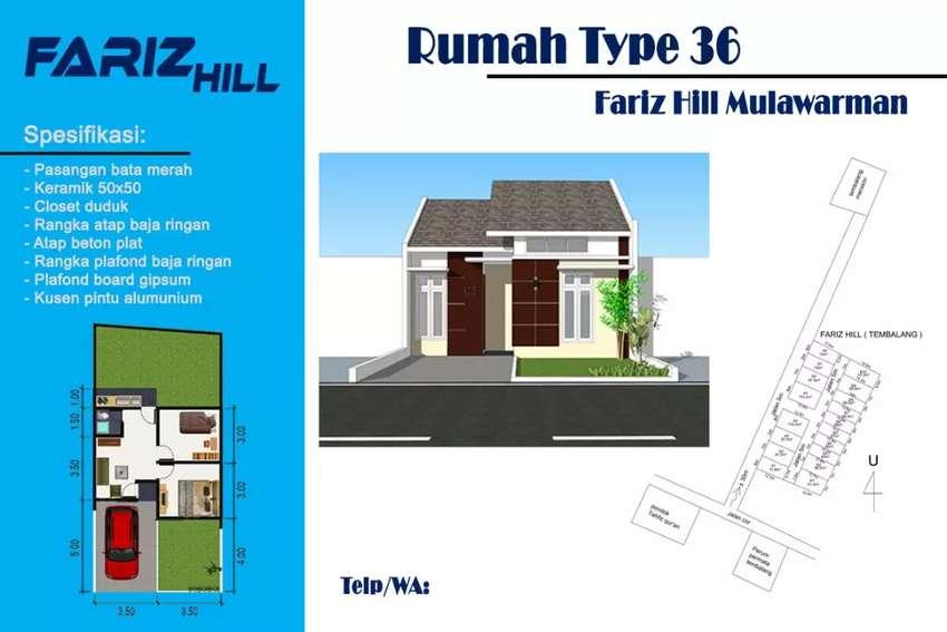 Rumah siap huni tembalang murah luas 112mtr