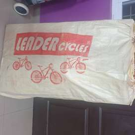 Brand New Leader Bicycle 20T Murphey Pink color