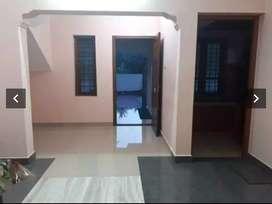 2bhk house for rent (ground floor) menamkulam, 2.5 km from kazhakootam