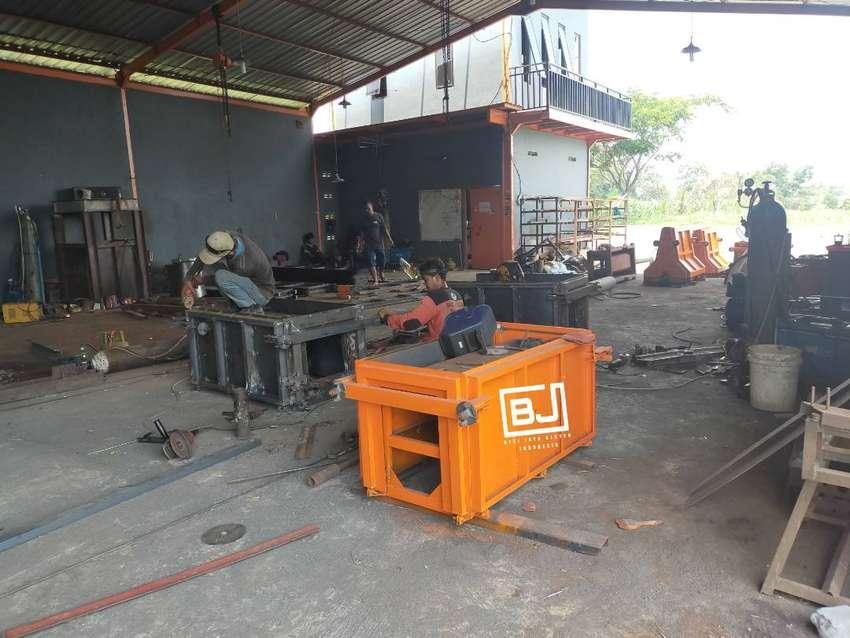 Cetakan U-ditch Beton | Besi Jaya Klaten 0