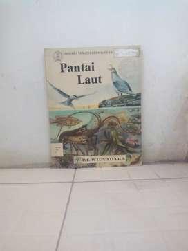 Buku Jadul Pantai dan Laut , buku Terjemahan dari buku seashore