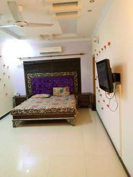Fully furnished 10 marla house rent phase 3 bahria Town Islamabad