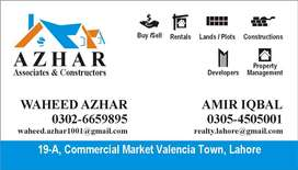 *For Sale* 3 marla commercial plaza on Allama Iqbal Road,Lahore