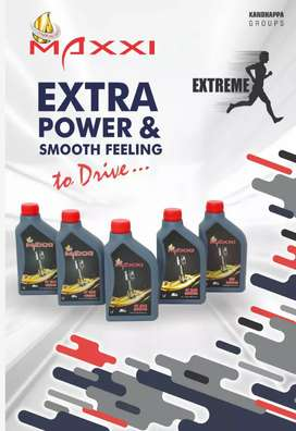 Wanted Distributor for Maxxi Oil