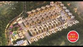 Duplex villas 3 bhk
