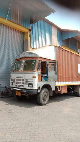 Tata 2515 container 24 foot