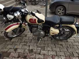 Newly condition 500 cc classic bike available