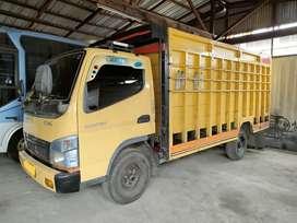 Mitsubishi Colt Diesel PS110 FE71 Long Bak Kayu Truck 2015