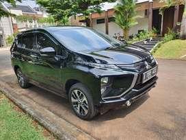Mitsubishi xpander th 2018 matic km 20 rb an hitam
