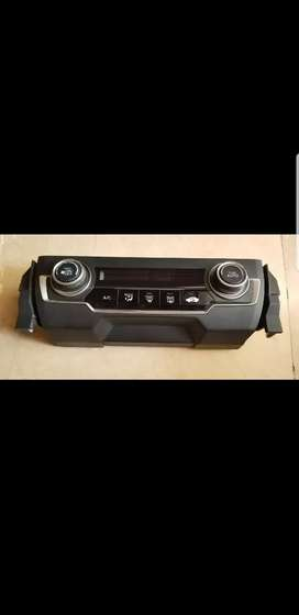 Honda civic 2018/19 climate control almost new