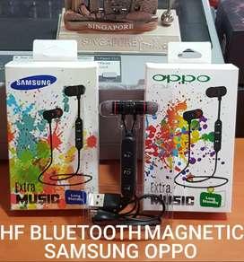 Headset bluetooth brand magnetik