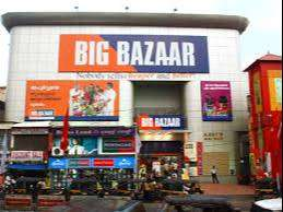 Need a jobs for freshers big bazaar store 18/32 age
