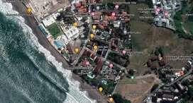 Dijual Tanah di Canggu Kuta Bali 5,3 Are 2,2M/Are, 100m ke Pantai, SHM
