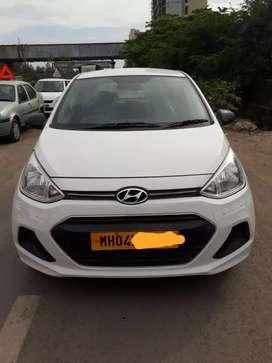 Hyundai Xcent cng petrol