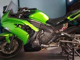Di jual ninja 750 cc