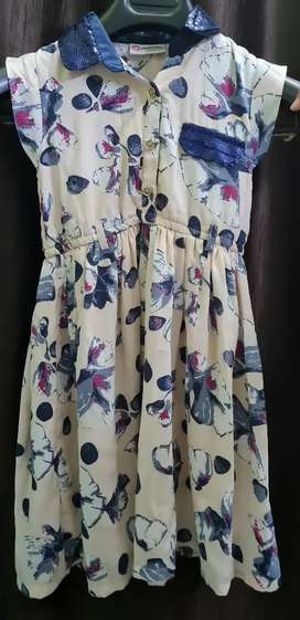 Floral Frock by peppermint