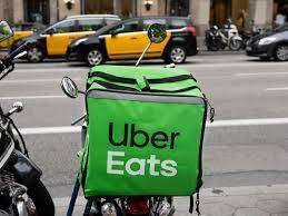 Part time/ Full time available. Rs.1500/day. UBER_EATS delivery job.