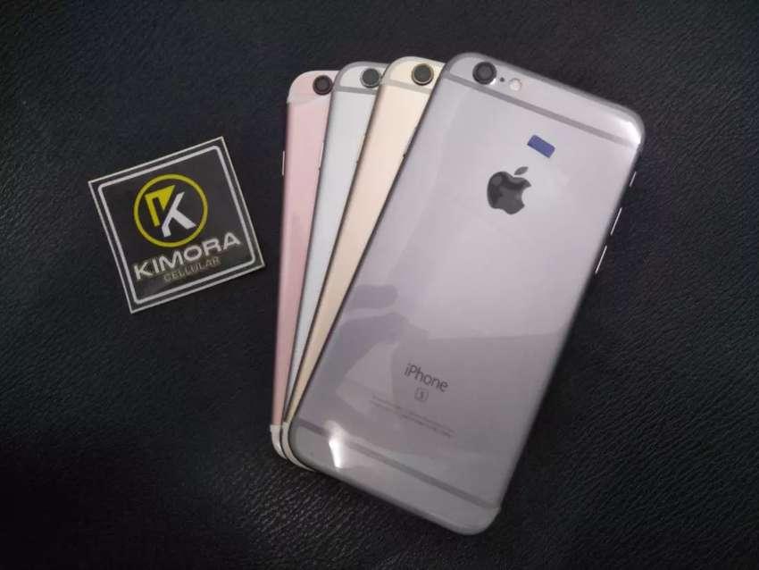 (KM 1.7) Iphone 6s 128Gb 0