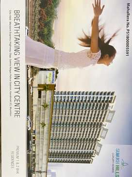 Sumukh hill, Ready with Oc. No Brokerage, New building, New Flat