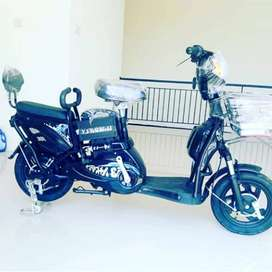 Sepeda listrik, sepeda cas, motor listrik