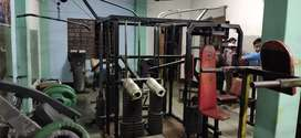 Multi gym machine ,