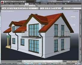 AutoCAD ,architecture and interior DWGs