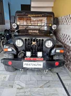 Mahindra brand Thar in Rohtak