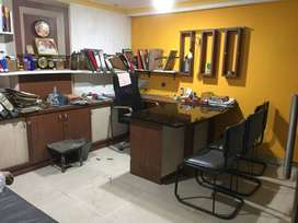 Factory with office cabin for sale