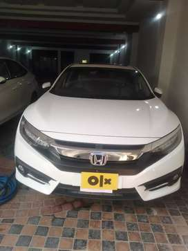 Honda Civic Vti UG 1.8 2021 Already Bank leased
