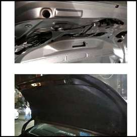 Civic Trunk liner