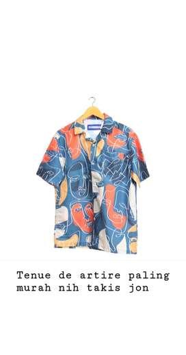 (SOLD) Tenue de Attire Shirt