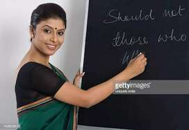Decent Experienced Female Home tutor Available