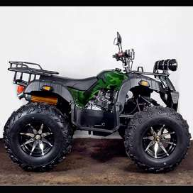 Bull  atv 200cc 5color Price is 1,80,000rs