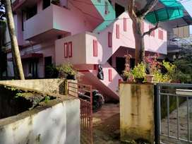 2bhk ground floor for rent bachelor's and family allowed